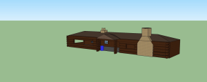 Millersylvania State Park (Henry Creecy: Nettleton High School) Google SketchUp